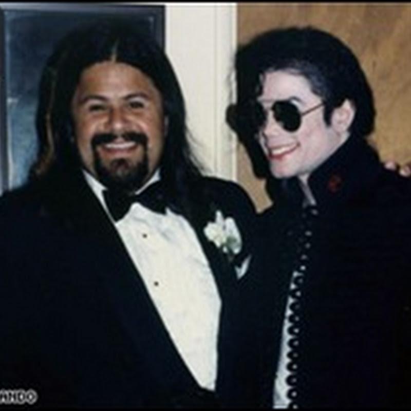 Michael Jackson et Marlon Brando : l'amitié