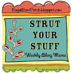Strut Your Stuff Weekly Blog Meme