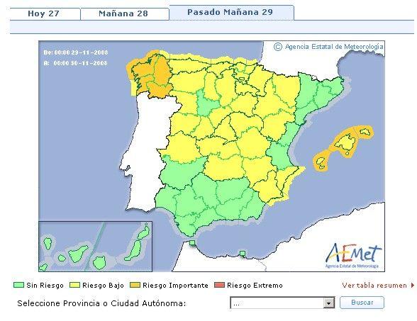 Xornada técnica Costa da Vela Mapa003