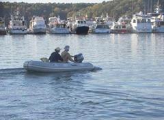 dinghy race 3