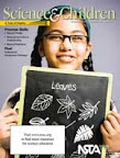 October 2010 cover of the journal Science and Children