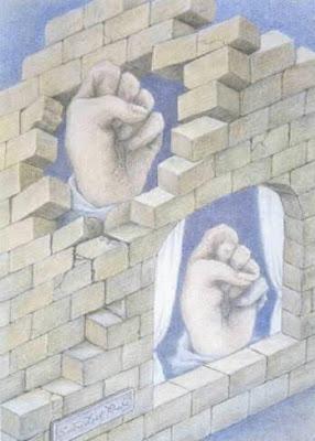 Ilusão de Óptica Criando uma Ilusão