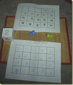 grid game
