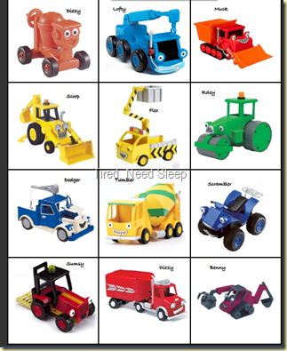 Bob the builder characters driverlayer search engine Where to find a builder