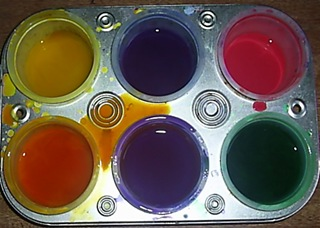 best child's paint palette