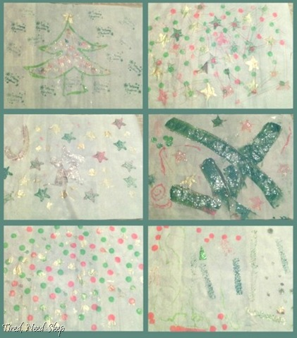 gift wrap collage1