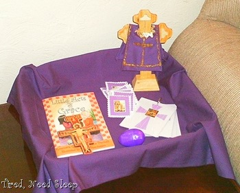 Our Lenten Basket