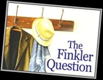 The Finkler Question.Dustjacket