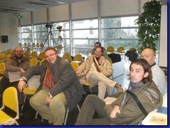 giornalisti sala stampa tardini 03 01 2011