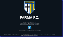 troppi contatti per fcparma com