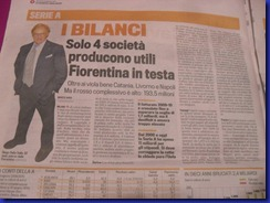 Gazzetta dello Sport bilanci
