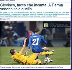 sky fcparma
