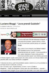 moggi spazio juve
