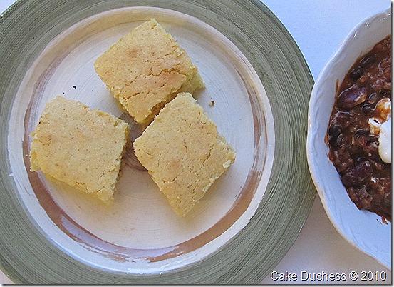 Grandmother's Buttermilk Cornbread - Savoring Italy