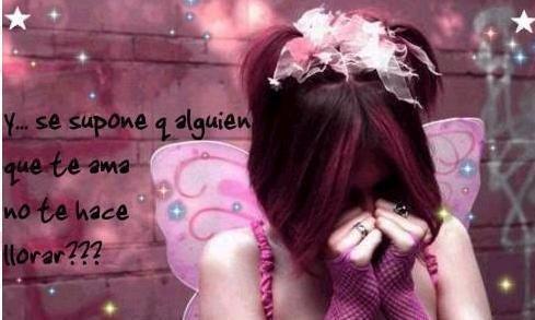 Imagenes de princesas emos enamoradas - Imagui