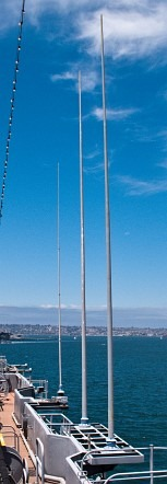 © Bob Baillargeon - hf antennas vertical