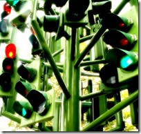 Traffic Light Chaos