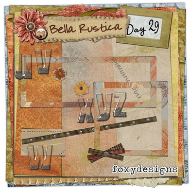 foxydesigns_july09dadb_bellarustica_day29