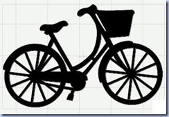 bicycle w basket