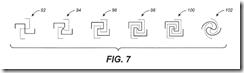 Don A. Speck, et al. (Synaptics), Capacitive Sensing Pattern, US7202859, Apr. 10, 2007.