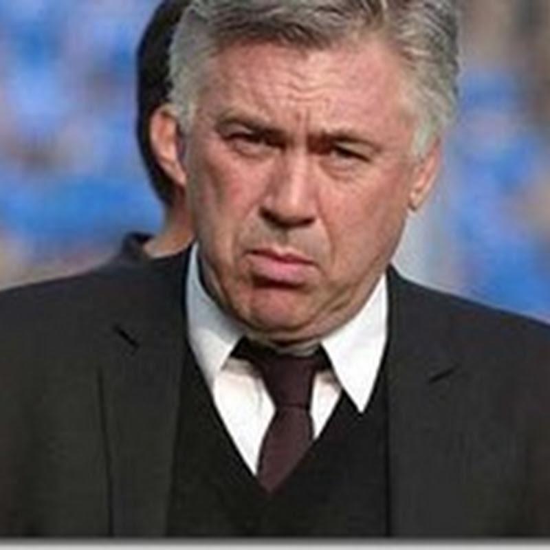 Carlo Ancelotti Dipecat!!!