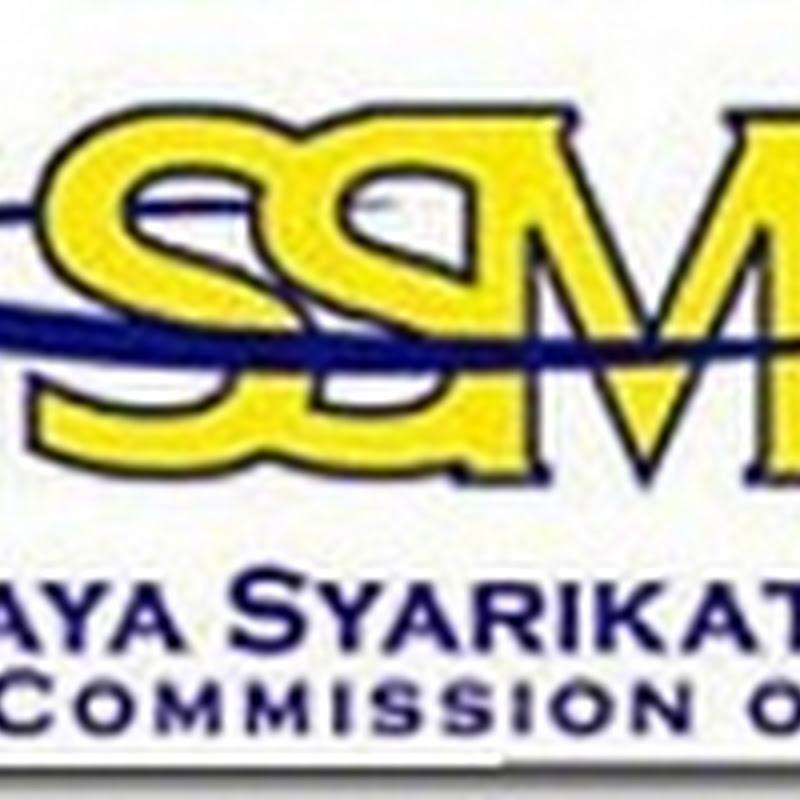 Info Penting Suruhanjaya Syarikat Malaysia