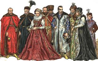Magnates de Polonia siglos 16 y 17