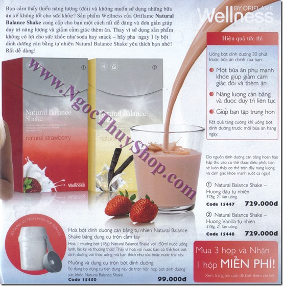 Wellness By Oriflame - Trang 5