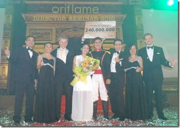Oriflame Seminar 2010 2