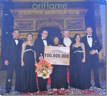 Oriflame Seminar 2010 3