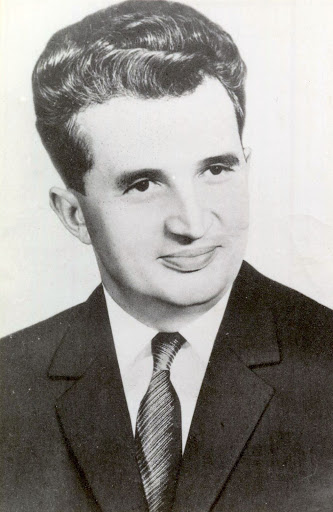 Homenaje Ceaucescu