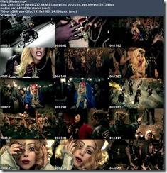 Lady Gaga - Judas HD Video - Screens