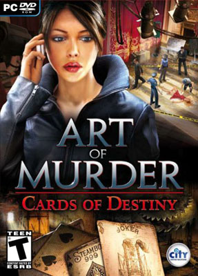 Art Of Murder Cards Of Destiny   PC