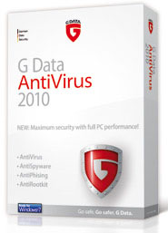 Get 6 Months G Data AntiVirus 2010 License for Free