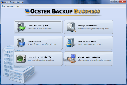 Download Ocster Backup Business 1.0 with Free License Key
