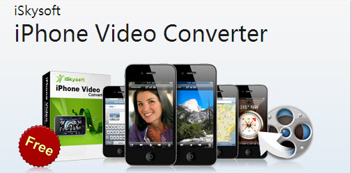 Free iSkysoft iPhone Video Converter for Windows and Mac