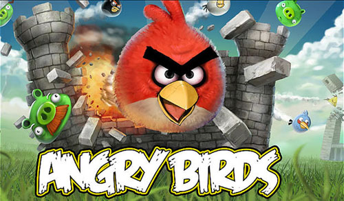 Download FREE Angry Birds Game for Android