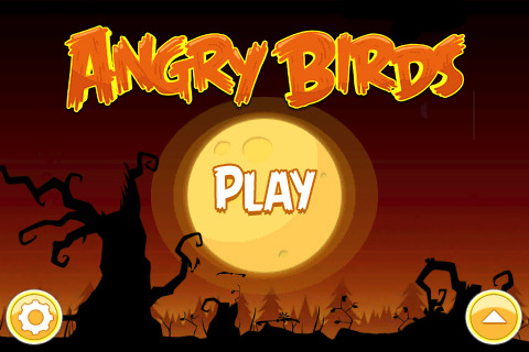 Download Angry Birds Halloween Edition for iOS Devices