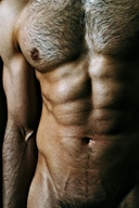 Muscle Daddy and Hairy Muscular Men - Gallery 7