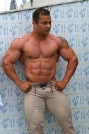 Alejandro Vega - Mr. Universe, Real, Competition Ready and Pumping Muscle