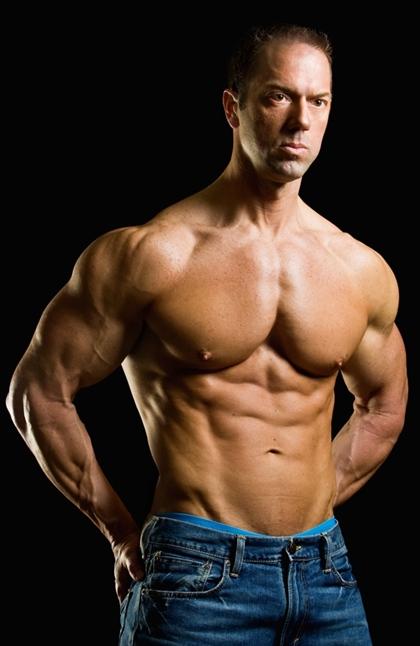 Vic Rocco aka Dino Rossi - JockButt and Colt Studio Muscle Male Model