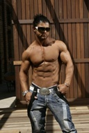 Khalid Khalil - Model , Personal Trainer and Male Bodybuilding Competitor