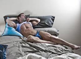 Vic Rocco aka Dino Rossi - Colt Studio Sexy Hunk Model