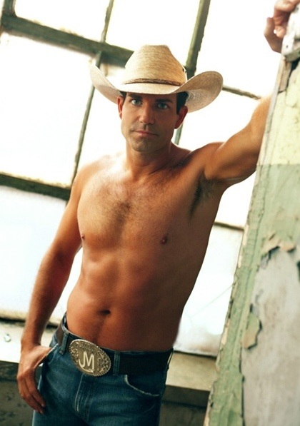 Jason Meadows - Sexy Country Music Artist Shirtless