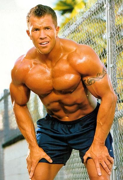 TJ Humphreys - Bodybuilder Magazine Model