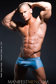 muscle men damon danilo