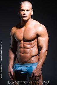 muscle men damon danilo