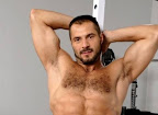 hairy muscle men arpad miklos
