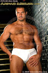 Arpad Miklos Hairy Muscle Hunk
