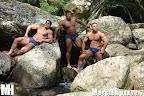 Muscle Hunk Amerigo Jackson